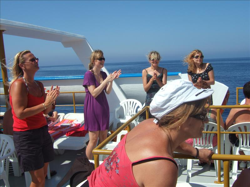 Three Islands Cruise - Greek Dancing