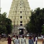 Virupaksha temple, Hampi bazar. 1442