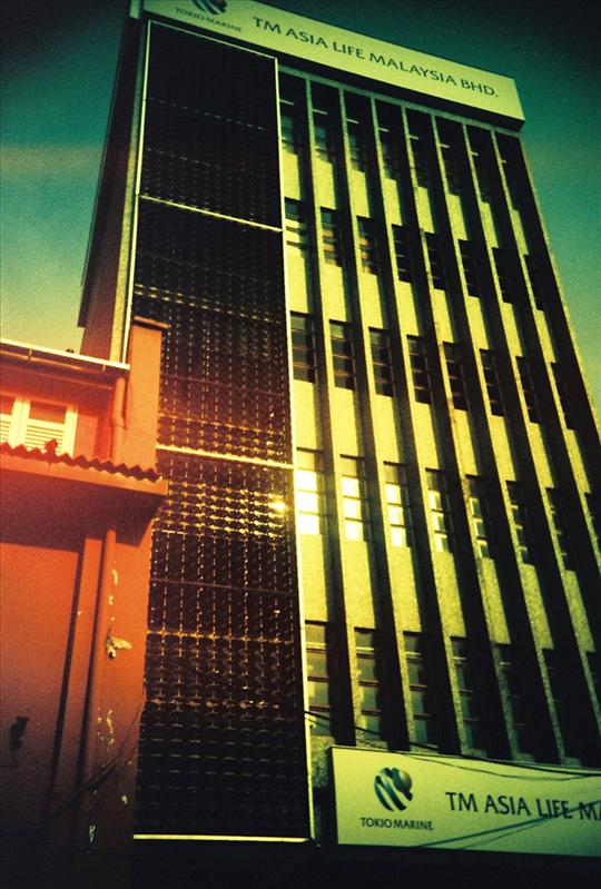 It's a Bank [LCA+Kodak Elite Chrom+Cross Process]