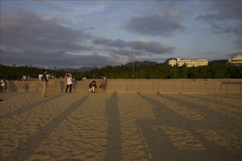 Tottori Desert Sunset