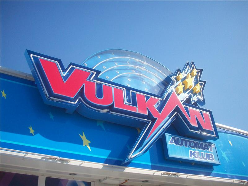 Lol, the Vulkan bar. it was seriously star trek, space travel themed.