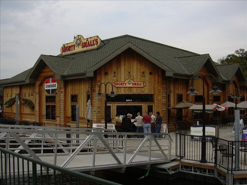 tickets for a boat ride in Branson