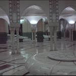 La salle de purification et ses 45 fontaines