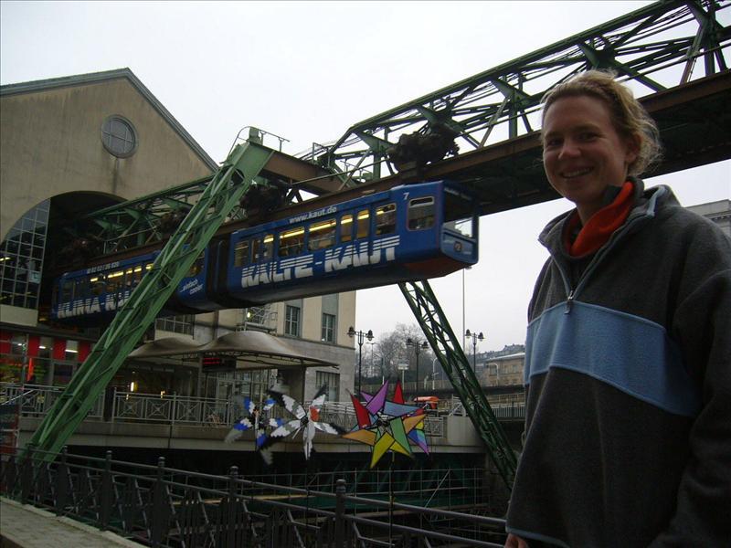 Aline•Schwebebahn•Wuppertal•2008