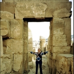 temple of karnak and melissa