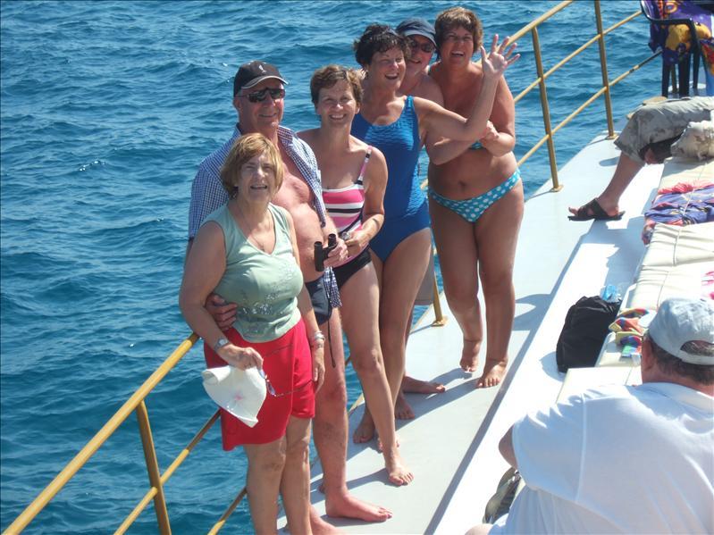 Three Islands cruise