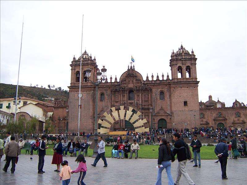 CATHEDRAL, CUZCO
