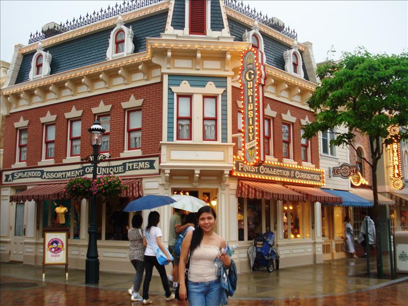 Disney Park...