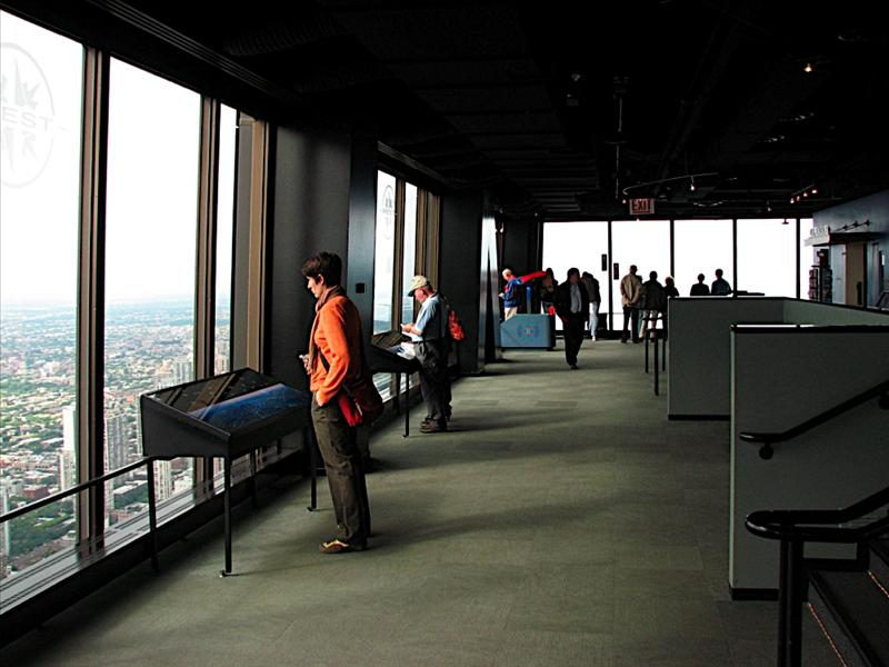 John Hancock Observatory - Chicago