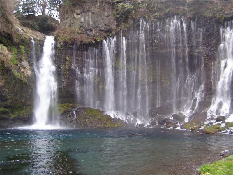 Shiraito Falls•Fujinomiya