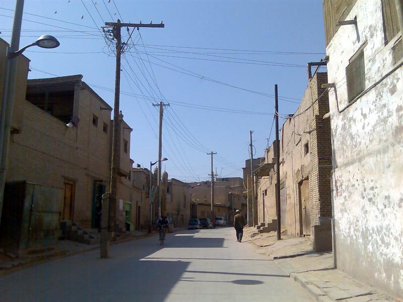 Old Town, Kashi, Xinjiang