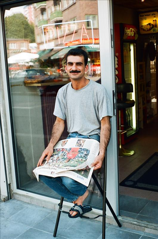 my local kebab dealer
