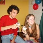 Stefano y Antonella