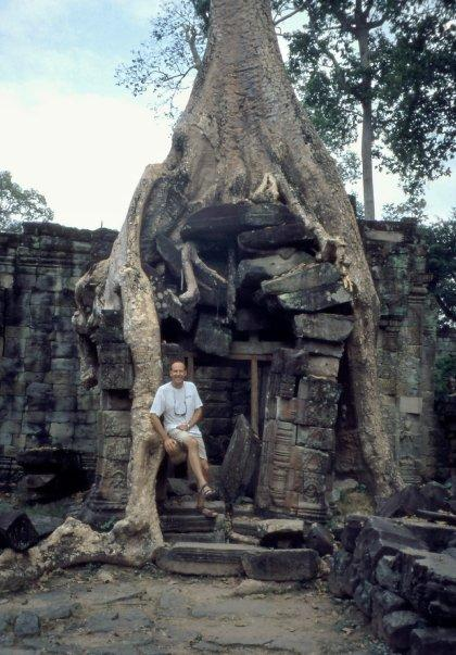 THE ABODE OF THE GODS, TA PROHM, CAMBODIA