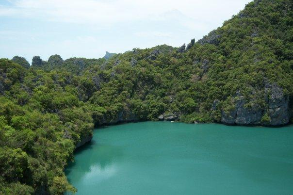 TALAY NAI, KO MAE KO, ANG THONG NATIONAL MARINE PARK - COULD BE THE LAGOON FROM 'THE BEACH'