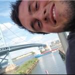 me and the ben franklin bridge