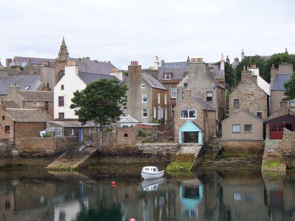 STROMNESS, ORKNEY, AUG 2005