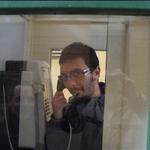 Francesco phoning
