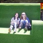 Adri & Chel chilling.JPG