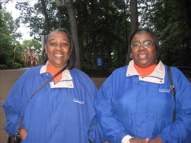 Ms. Hubbs & Ms. Brown