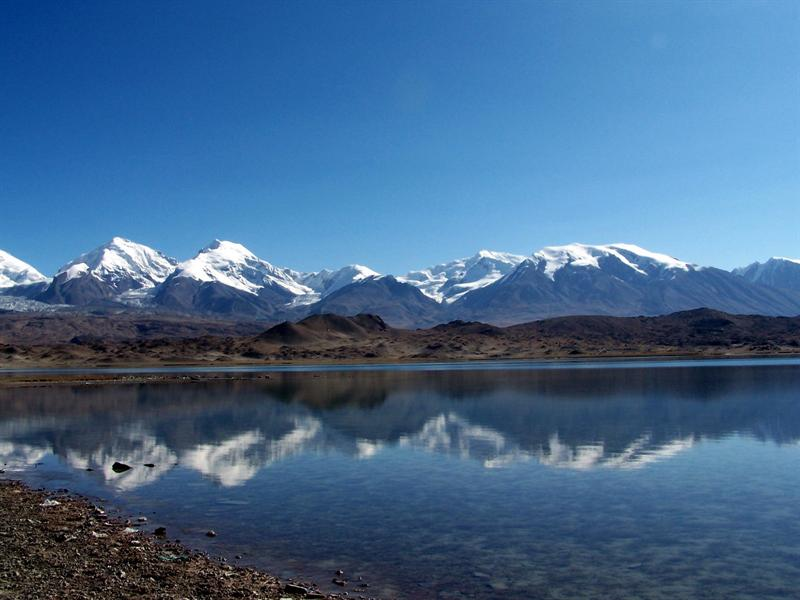 Mountains, South Xinjiang