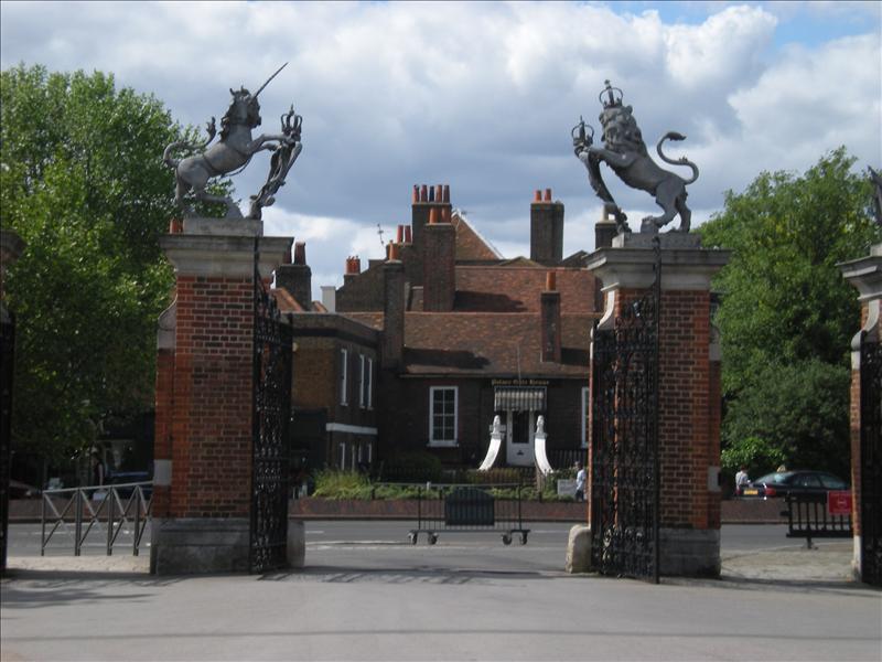 Hampton Court - 26th May