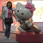 準備出發到Hello Kitty的故鄉~