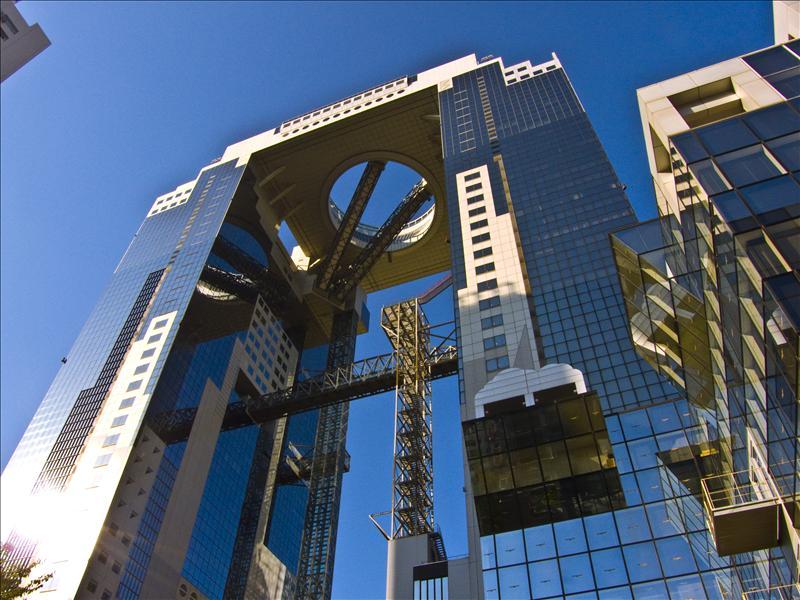 Umeda Sky Building, 梅田スカイビル