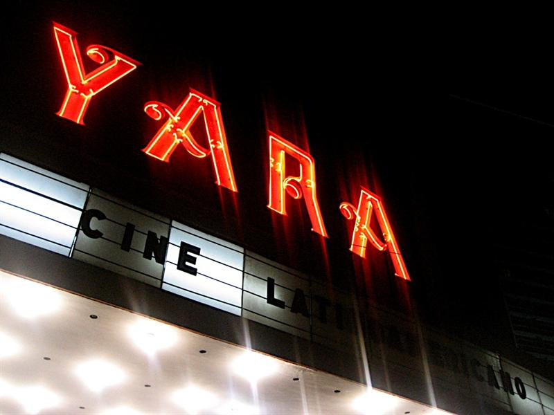 Yara, one of the many theaters participating at the festival.