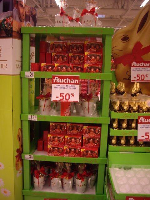 各式巧克力都有