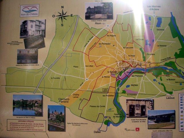 這裡的地圖
