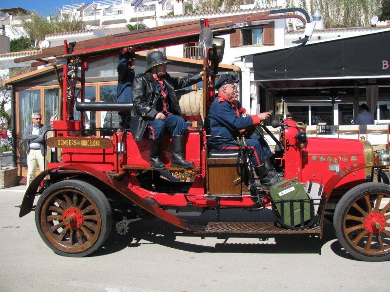 ..fire engine.