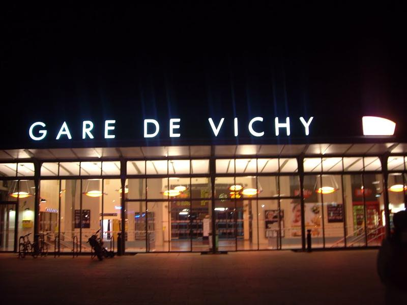 VICHY火車站