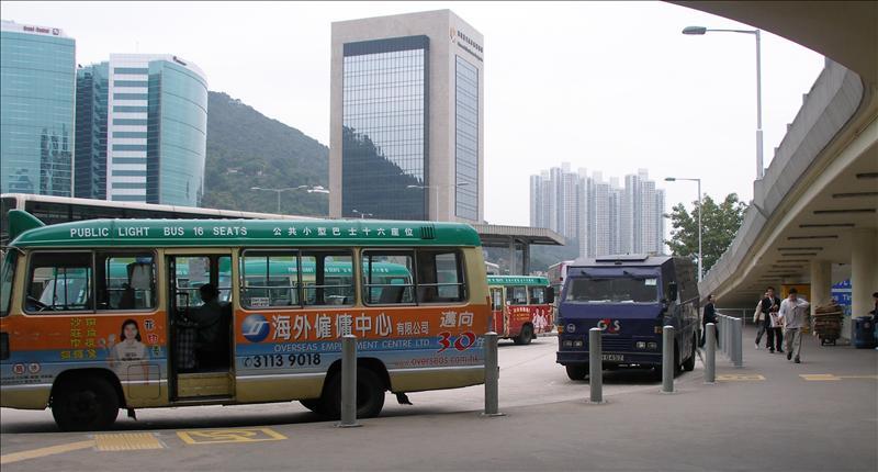 Mini busses