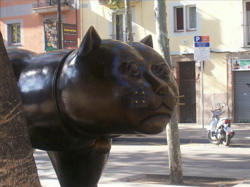 Barcelona, El gat