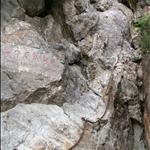 蔣介石藏身處,在鐵鍊末端的山縫中
