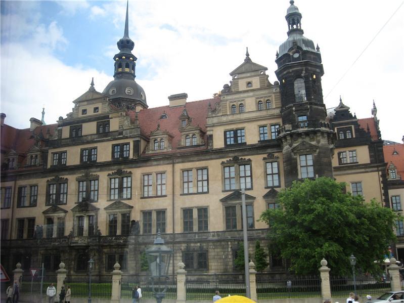 Repaired Dresden