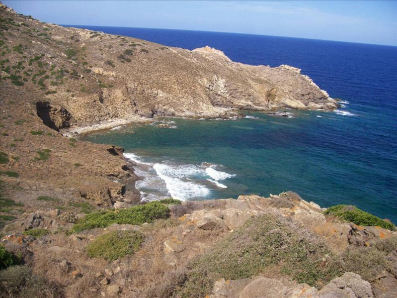 Asinara coast