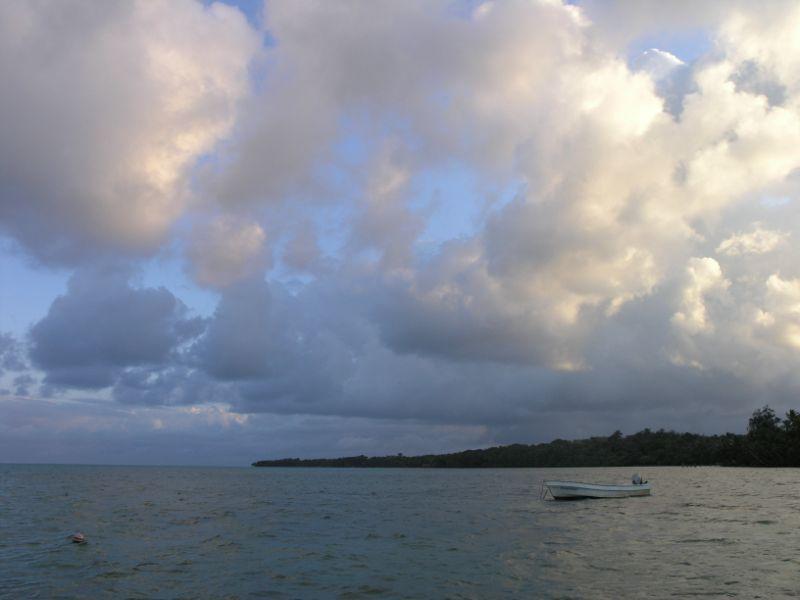 Sainte Marie coasts