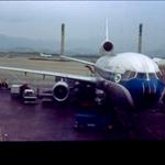 Rio vuelo Varig a Manaos