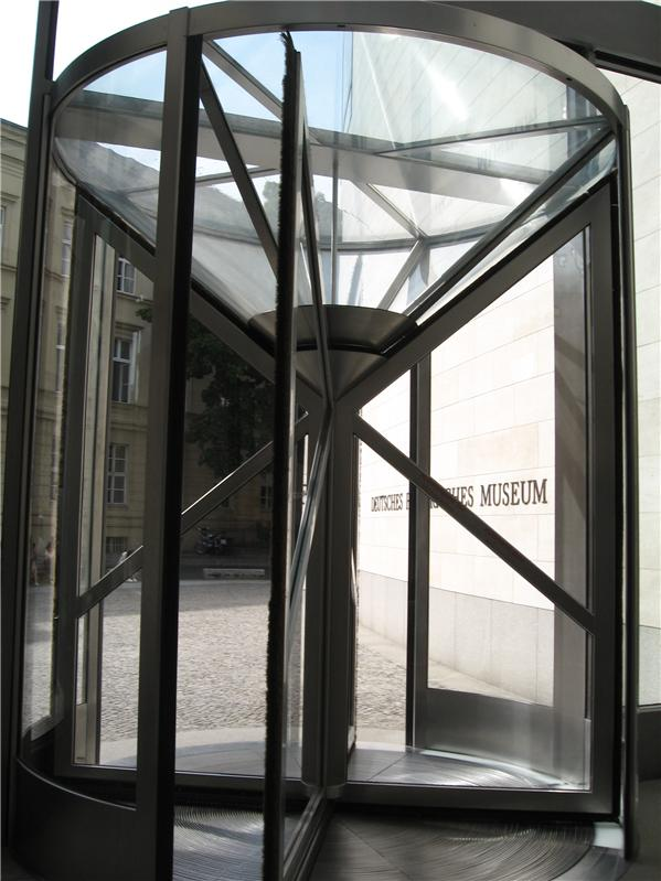 Deutsches Historisches Museum, door