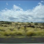 Kona - Dry lava landscape