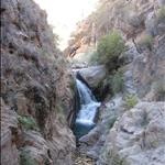 Cafayete waterfall