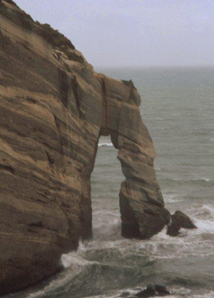 CAPE FAREWELL, SI - FEB 2004