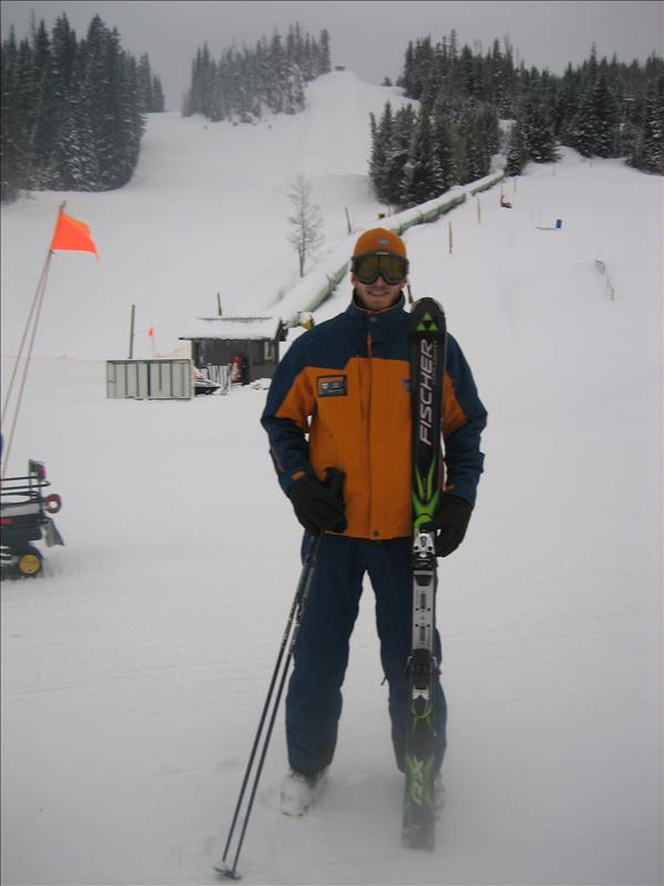 Ski instructorlicious!