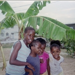 Little kids I met in Portmore