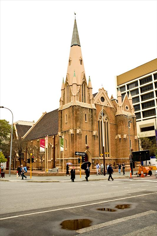 Church @ City