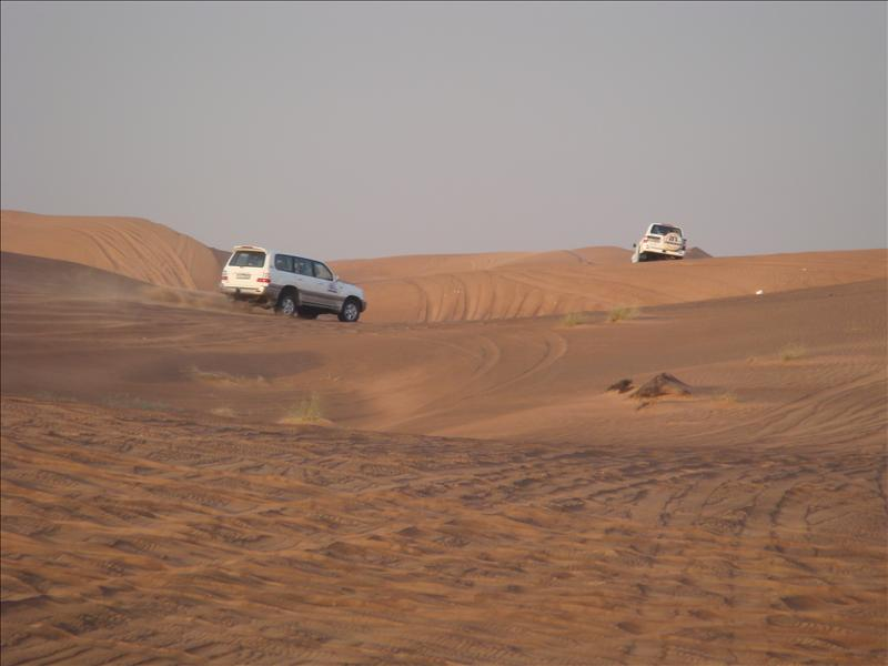 dunes of dubai