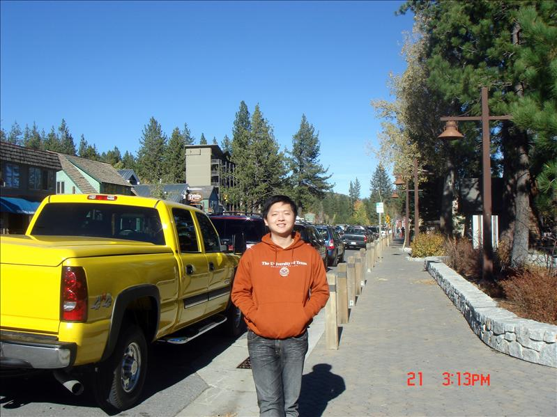 downtown lake tahoe