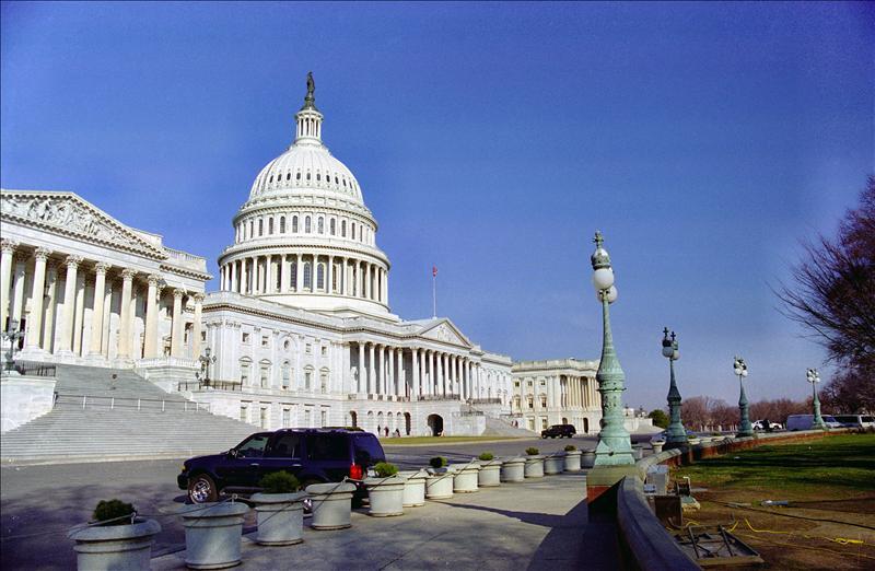 美国、国会大厦